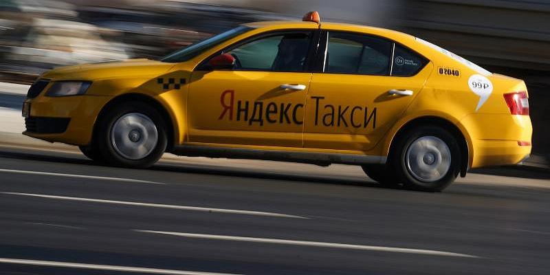 Доставка документов и грузов от Яндекс Такси